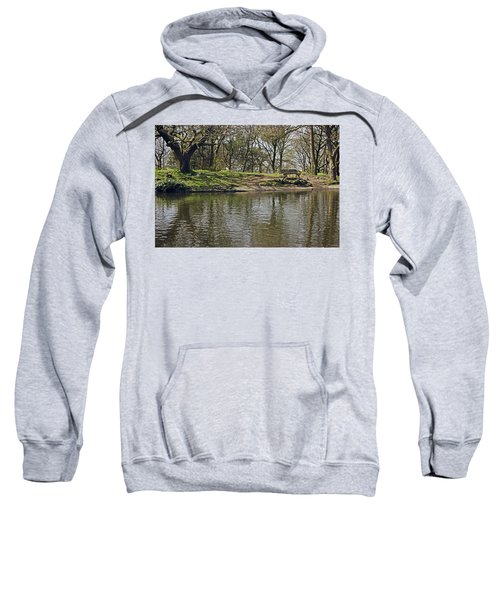 Rivington  Japanese Pool Bench. Sweatshirt
