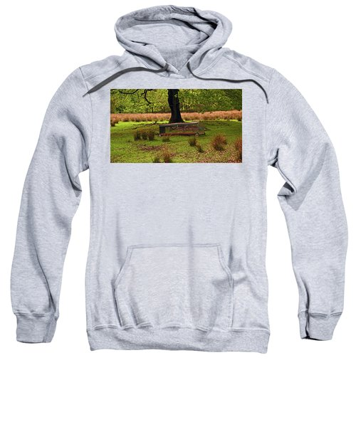 Rivington. Terraced Gardens. Feeding Trough. Sweatshirt