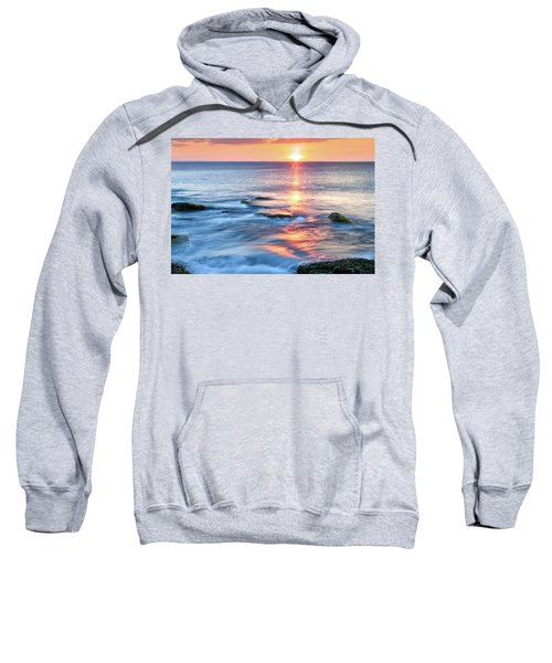Rockport Pastel Sunset Ma. Sweatshirt