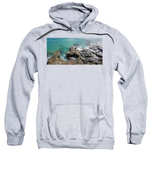 Rocks And Water Sweatshirt