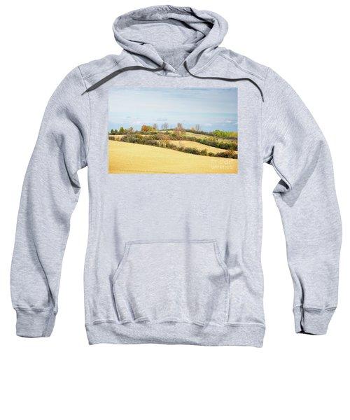 Rolling Hills In Fall Sweatshirt