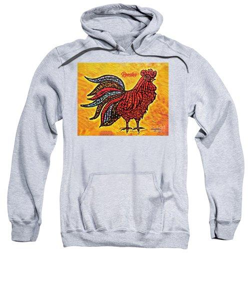Rooster In The Moring Sweatshirt