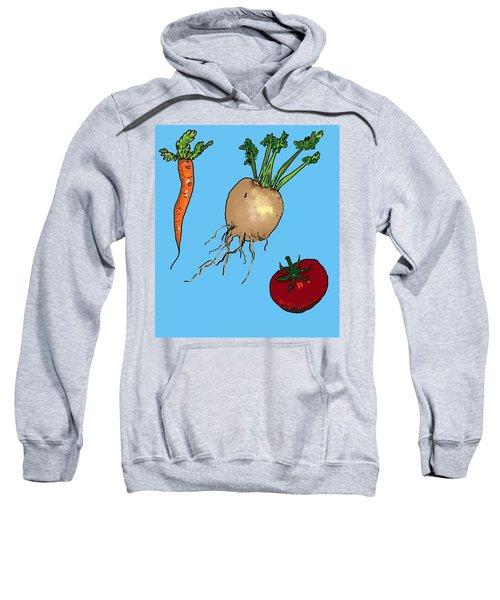 Root Vegetables Sweatshirt