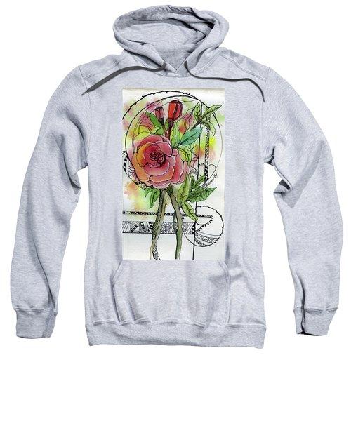 Rose Is Rose Sweatshirt