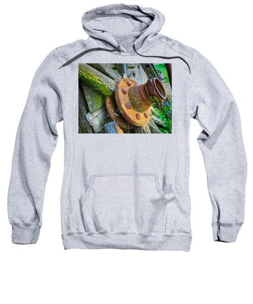 Rusted Hub Sweatshirt