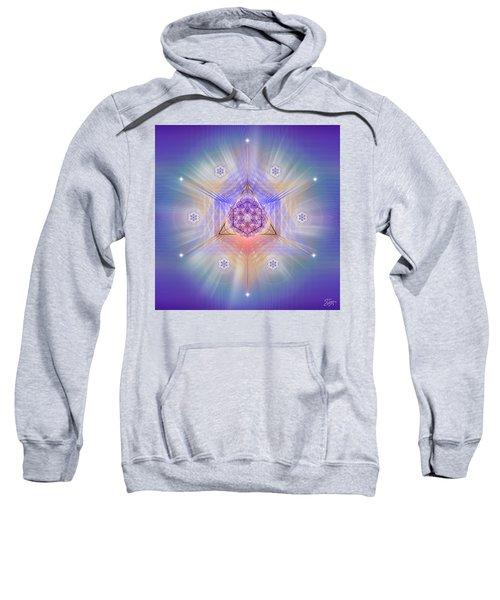 Sacred Geometry 734 Sweatshirt