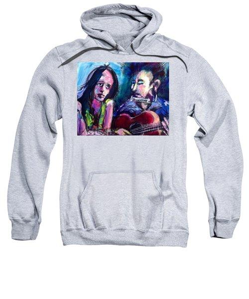 Sad Eyed Lady Sweatshirt