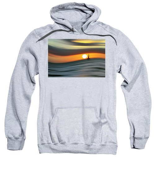 Sailing To The Sunset Sweatshirt