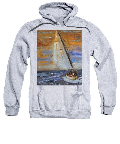 Sailng Nto The Sun Sweatshirt