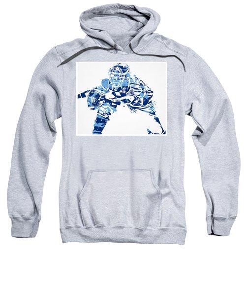 Salvador Perez Kansas City Royals Pixel Art 1 Sweatshirt