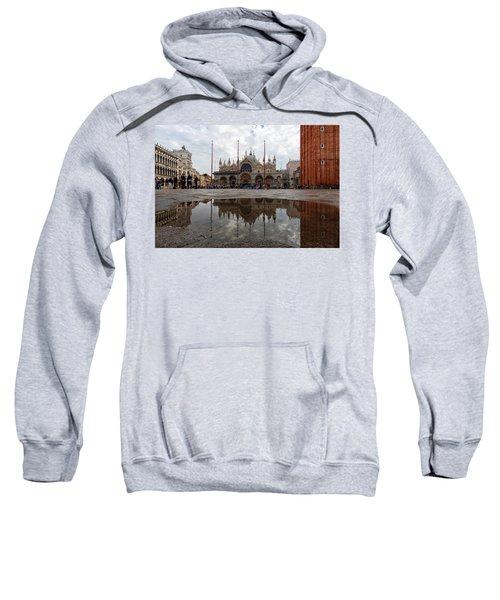 San Marco Cathedral Venice Italy Sweatshirt