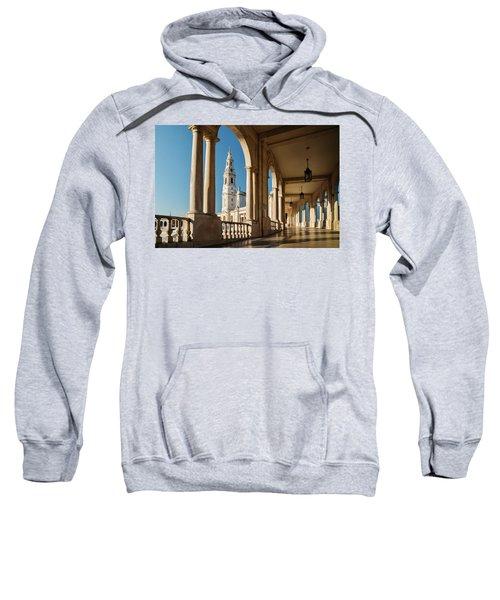 Sanctuary Of Fatima, Portugal Sweatshirt
