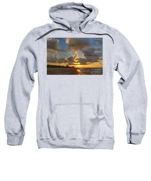 Sanibel Island Sunrays Sweatshirt