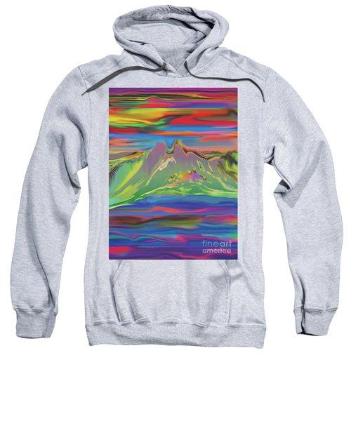 Santa Fe Sunset Sweatshirt