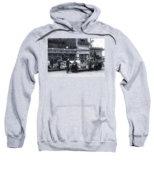 Santa Monica Firemen 1920 Sweatshirt