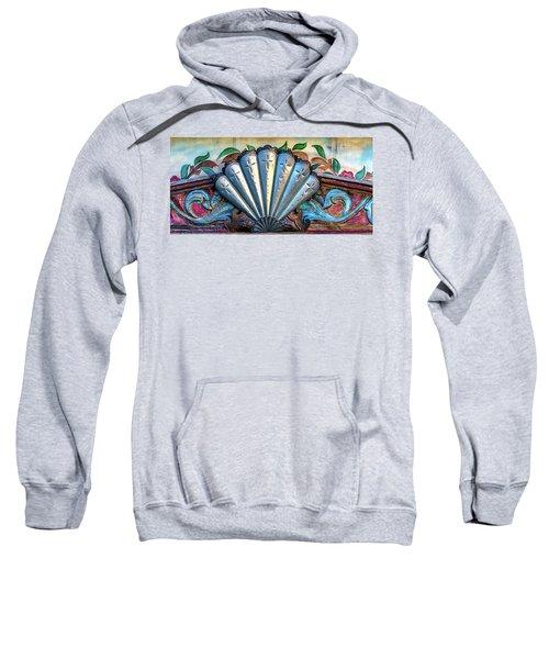 Santo Nino De Atocha Chapel Detail Sweatshirt