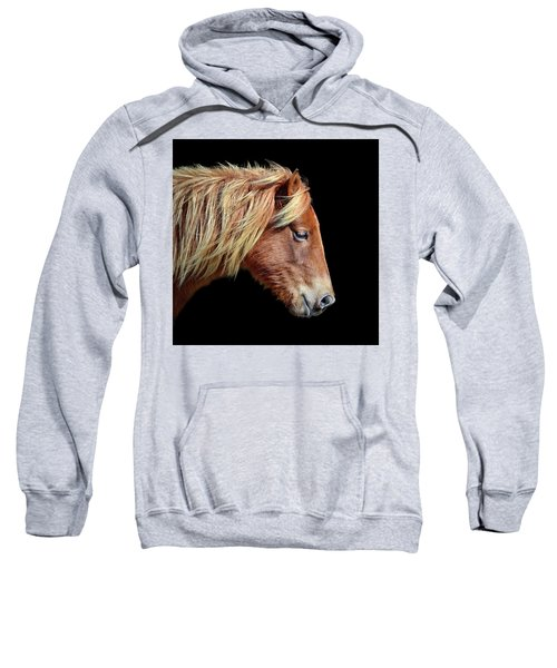 Sarah's Sweat Tea Portrait Sweatshirt