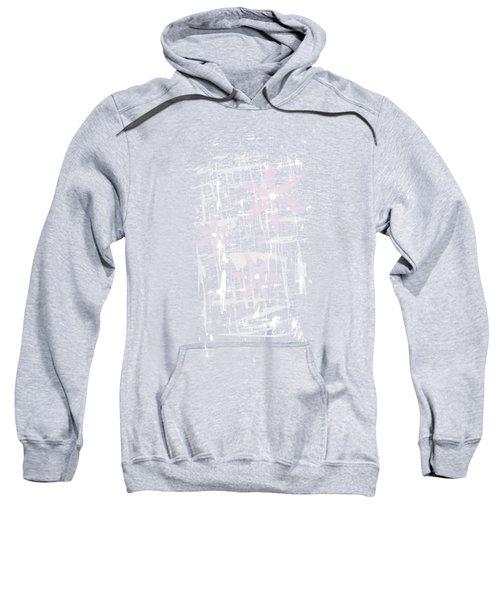 Scandinavian Design - Pink Blossoms Sweatshirt