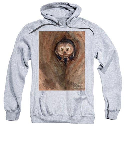 Scardy Owl Sweatshirt