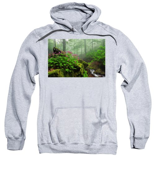 Scent Of Spring Sweatshirt