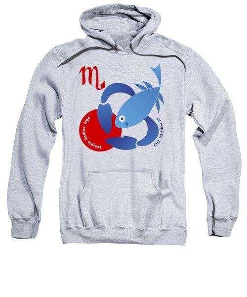 Scorpio -  Scorpion Sweatshirt