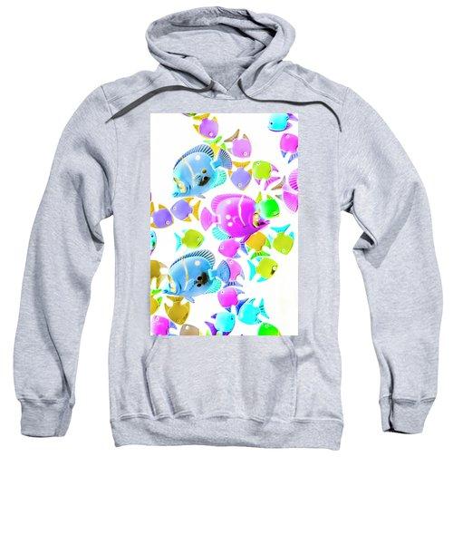 Sea Swimmers Sweatshirt