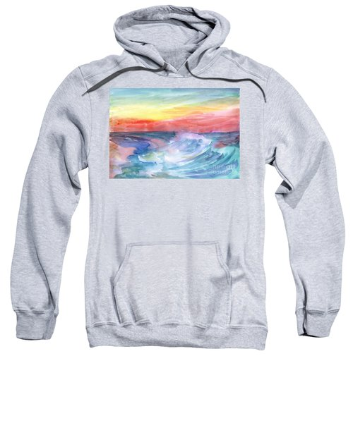 Sea Wave Sweatshirt