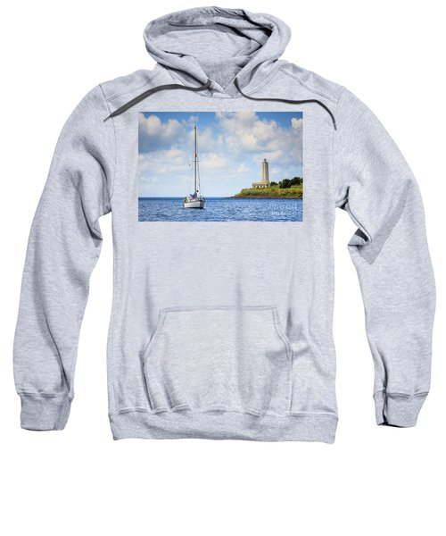 Seascapes 4 Sweatshirt