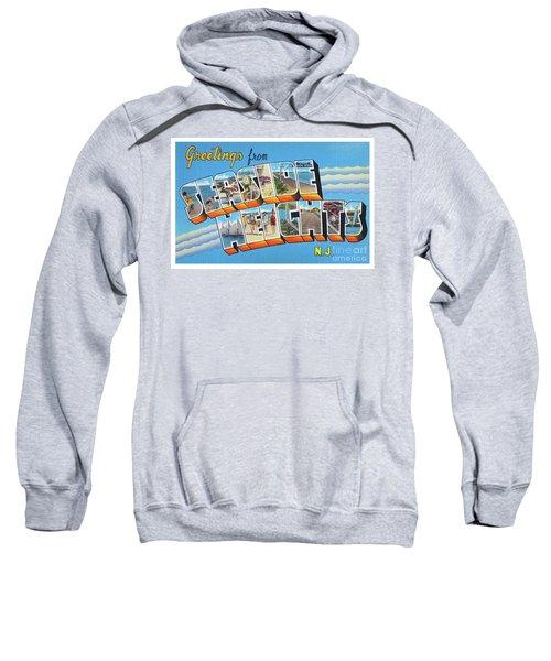 Seaside Heights Greetings Sweatshirt
