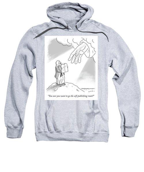 Self Publishing Sweatshirt