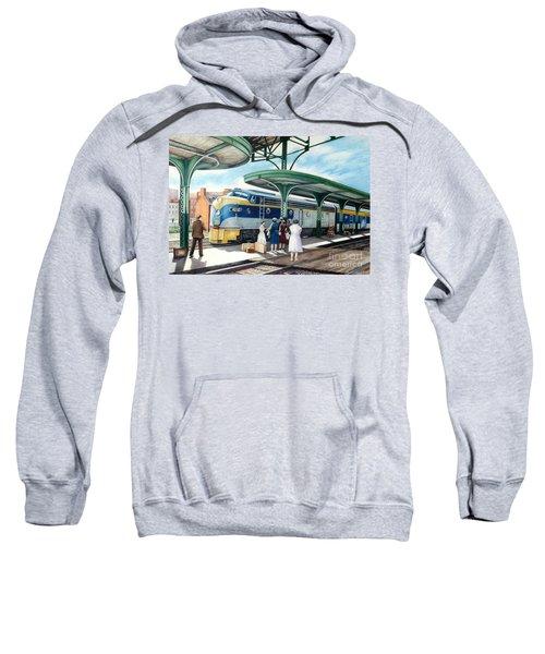 Sentimental Journey Sweatshirt