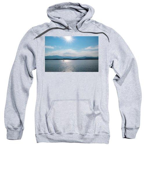 Shadow Mountain Lake Sweatshirt