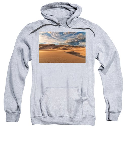 Shadowed Sweatshirt