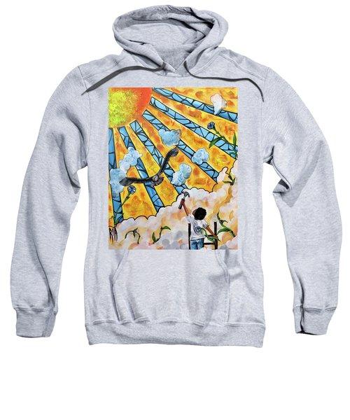 Shattered Skies Sweatshirt