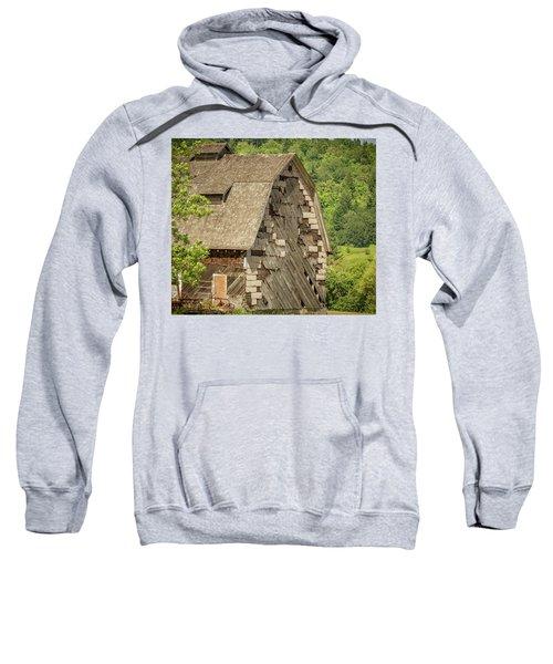 Shingled Barn Sweatshirt
