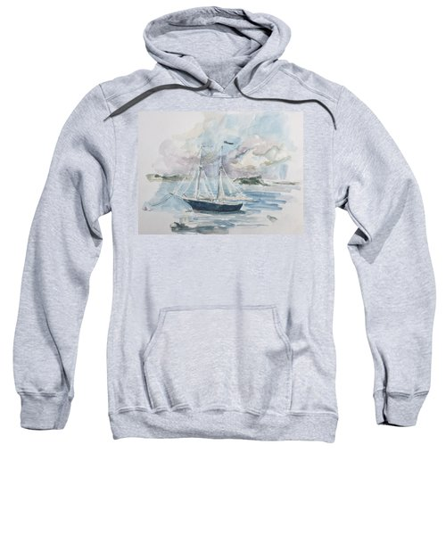 Ship Sketch Sweatshirt