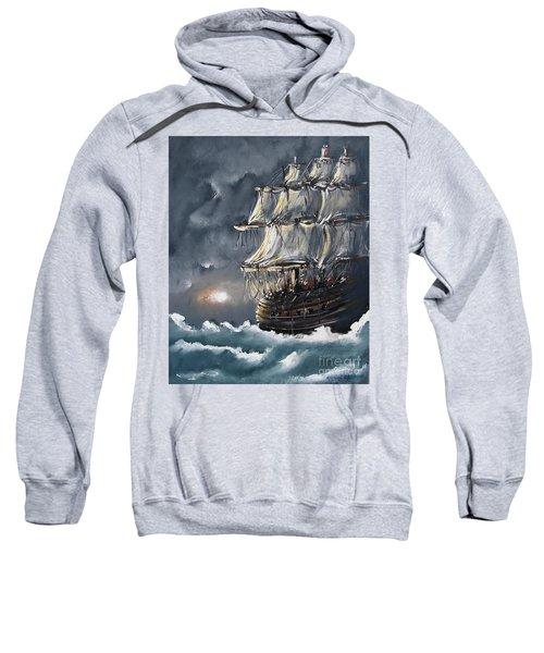 Ship Voyage Sweatshirt