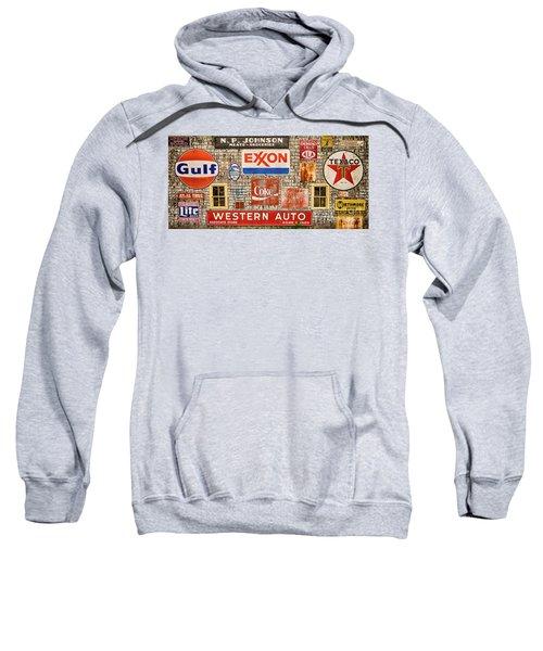 Signage I Sweatshirt