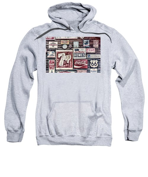 Signage II Sweatshirt