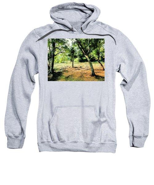 Silence Of Forest Sweatshirt