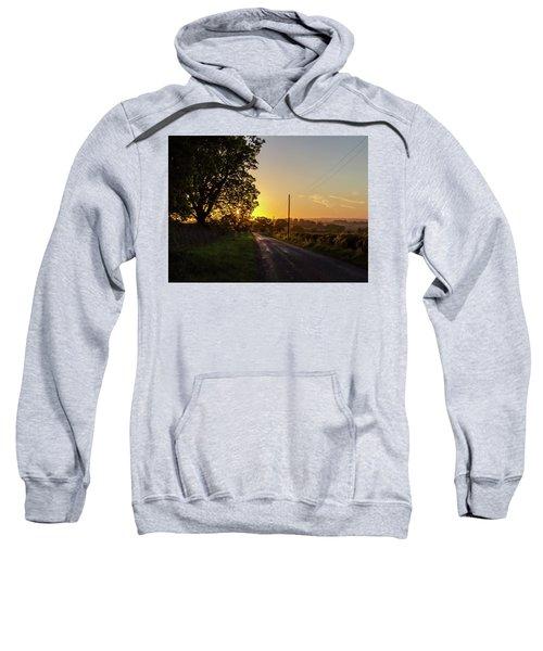 Silver Lines Sweatshirt