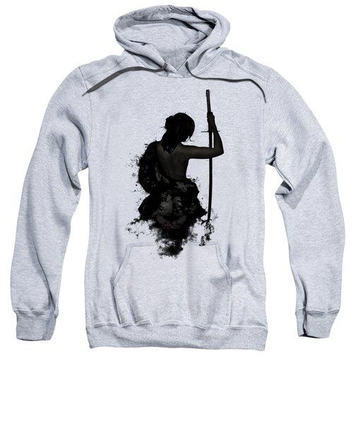 Female Samurai - Onna Bugeisha Sweatshirt