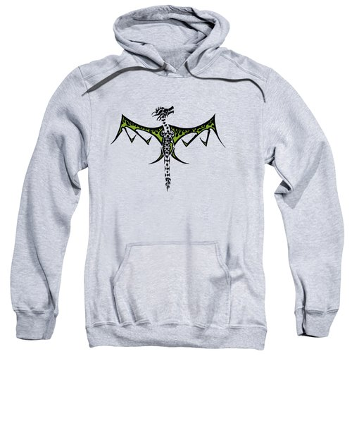 Skeleton Dragon Sweatshirt
