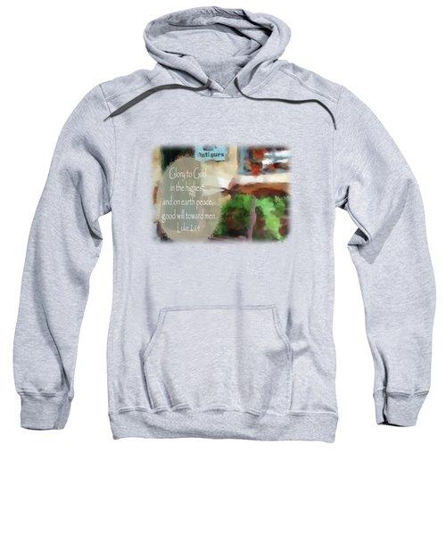 Sleigh Ride - Verse Sweatshirt
