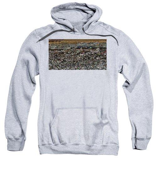 Slice Of Lanscape Sweatshirt