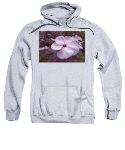 Small Flower Sweatshirt