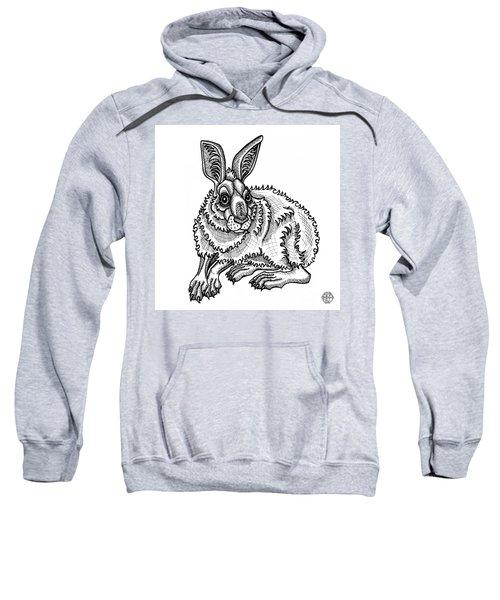 Snowshoe Hare Sweatshirt