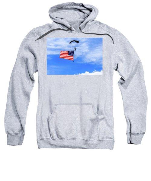Socom Flag Jump Sweatshirt