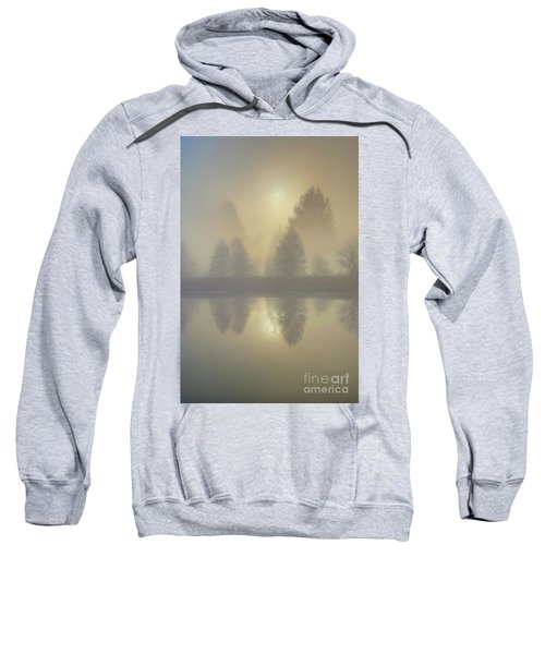 Softly Comes The Sun Sweatshirt