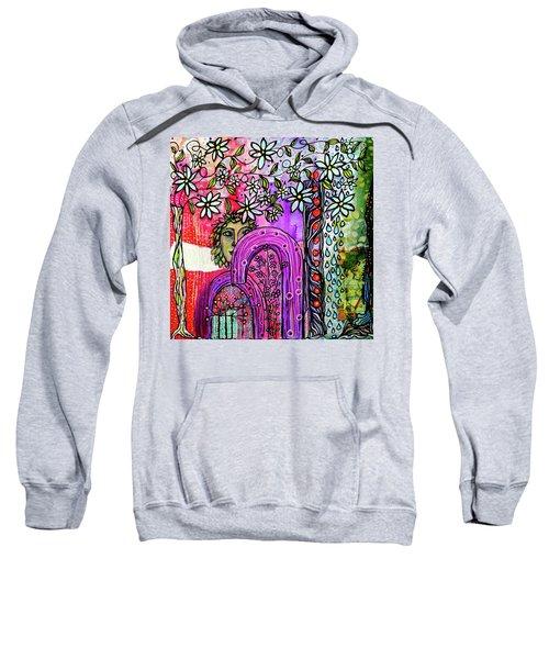 Something About Spring Sweatshirt